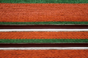 Red&GreenRoofTiles